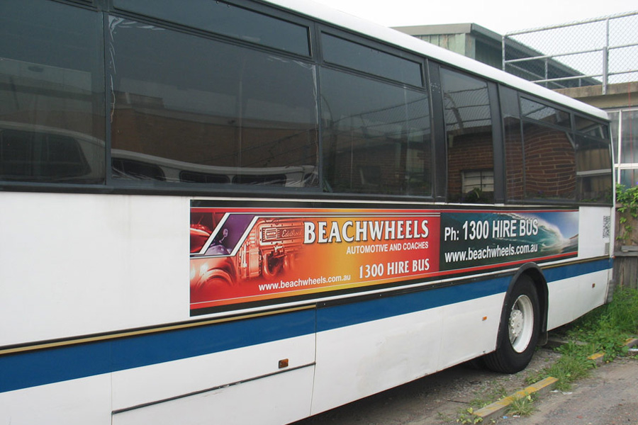 manly coach hire
